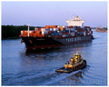 Incoming-Port of Savannah